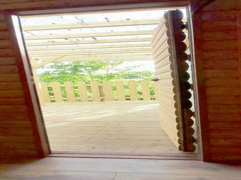 Swallows Log Cabin--13
