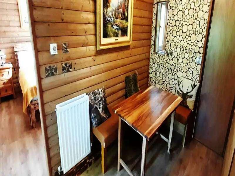 Swallows Log Cabin--16