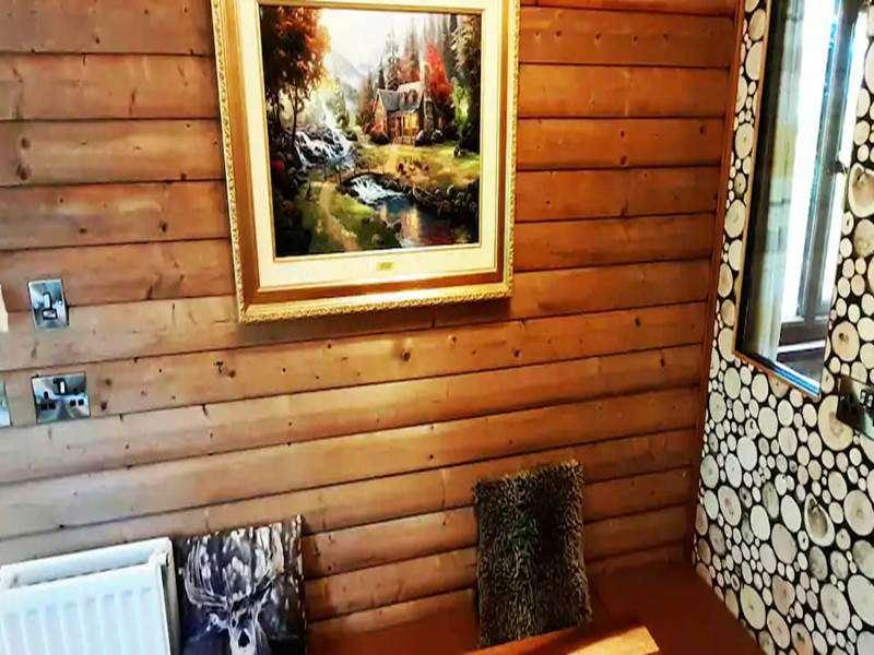 Swallows Log Cabin--2