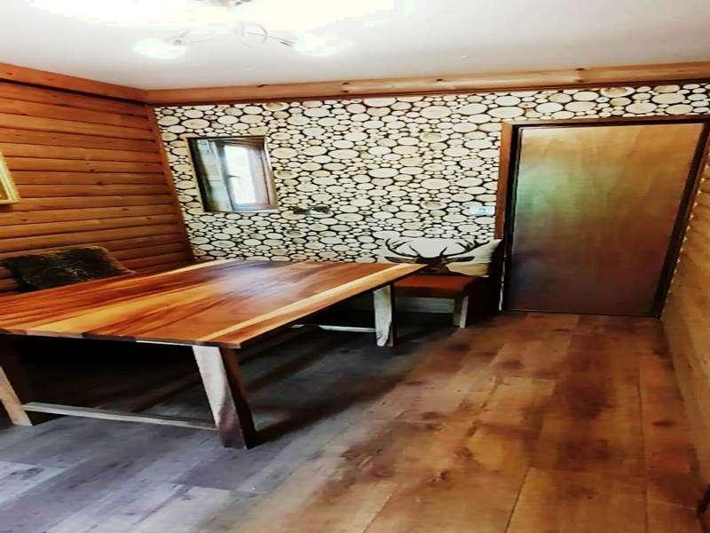 Swallows Log Cabin--9