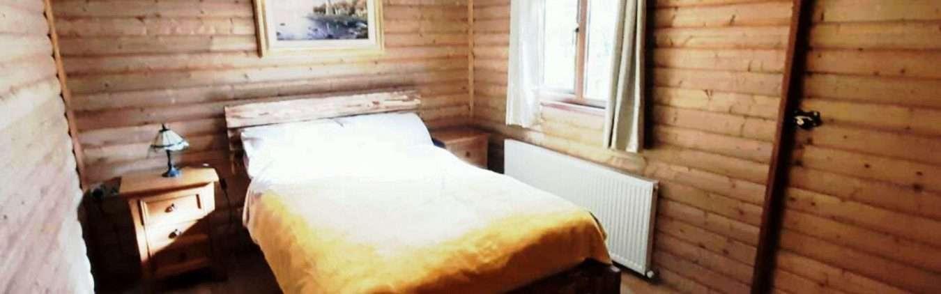 Swallows Log Cabin--header